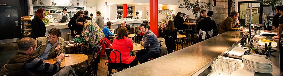 Cumulus Inc Flinders Lane Restaurant Melbourne