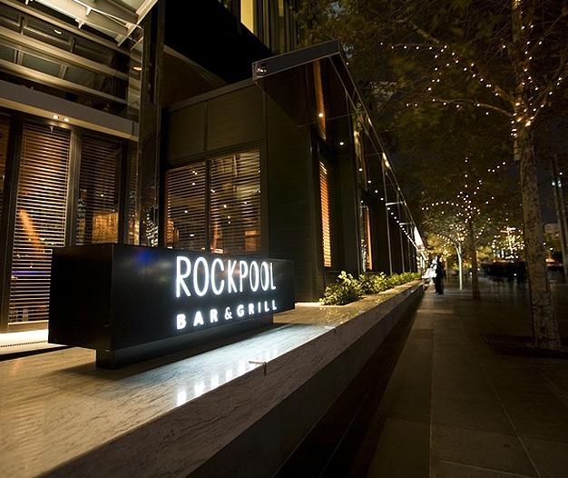 Rockpool Bar Grill Melbourne